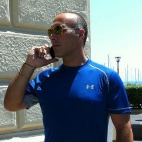 LEONARDO ROGNONI personal trainer certificato ISSA Europe