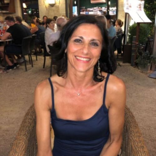 MARIA PATRIZIA ZABARINO personal trainer certificato ISSA Europe