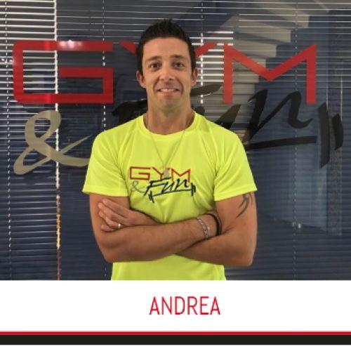 ANDREA CAMEROTA personal trainer certificato ISSA Europe