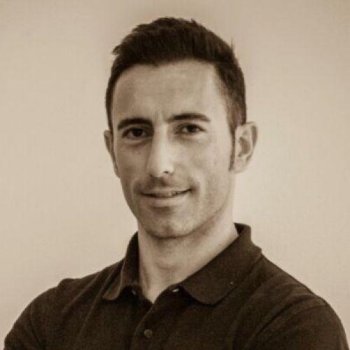 ANTONIO MARRA personal trainer certificato ISSA Europe