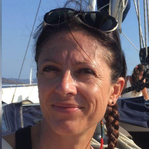 ANTONELLA MARCORA personal trainer certificato ISSA Europe
