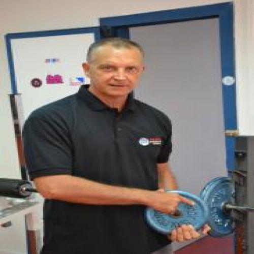 MASSIMO CONTI personal trainer certificato ISSA Europe