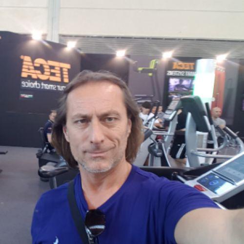 MARCO GARAVANI personal trainer certificato ISSA Europe