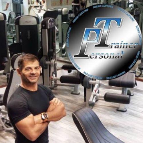 MIRKO CANTONE personal trainer certificato ISSA Europe