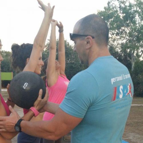 SALVATORE COLAO personal trainer certificato ISSA Europe