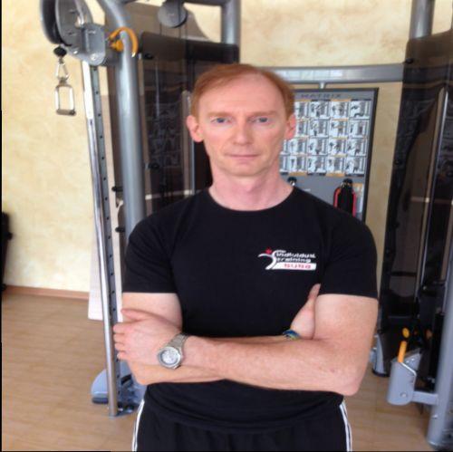 SILVIO GUIDO CARNINO personal trainer certificato ISSA Europe