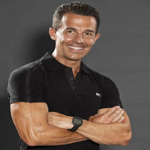 STEFANO GINO ANTONIO MARINO MARINI personal trainer certificato ISSA Europe