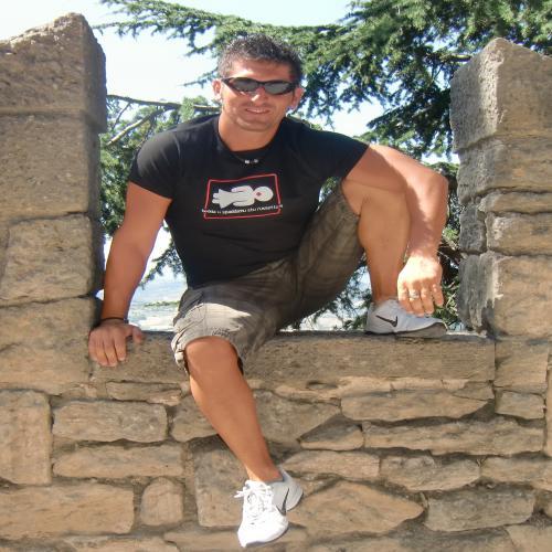 VINCENZO GRECO personal trainer certificato ISSA Europe
