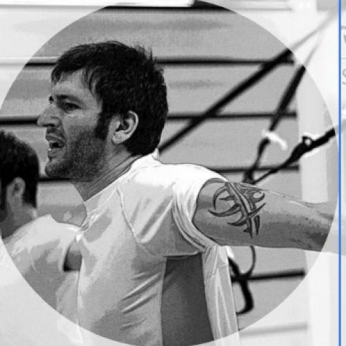 GIUSEPPE FELICE personal trainer certificato ISSA Europe