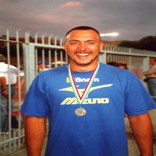 ALESSIO DONNINI personal trainer certificato ISSA Europe