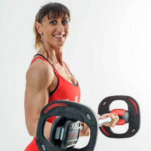PAOLA BRANDELLERO personal trainer certificato ISSA Europe