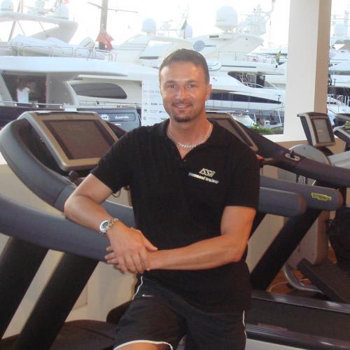 ANDREA ORANI personal trainer certificato ISSA Europe