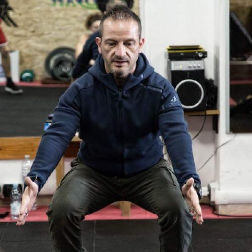 MASSIMILIANO FUSCO personal trainer certificato ISSA Europe