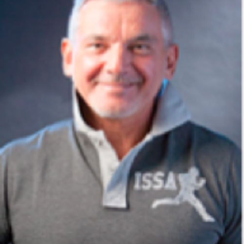 TIZIANO ARCANGELO TIZIANI personal trainer certificato ISSA Europe