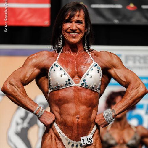 PAOLA BOSCHERO personal trainer certificato ISSA Europe
