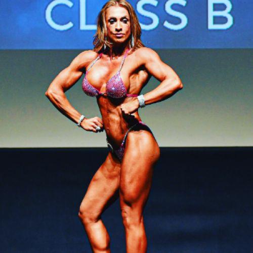LAURA DEL GALDO personal trainer certificato ISSA Europe