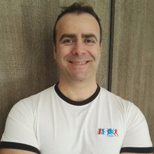 MASSIMO CAPACCI personal trainer certificato ISSA Europe