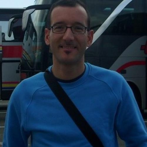 ANTONELLO MARTUCCI personal trainer certificato ISSA Europe