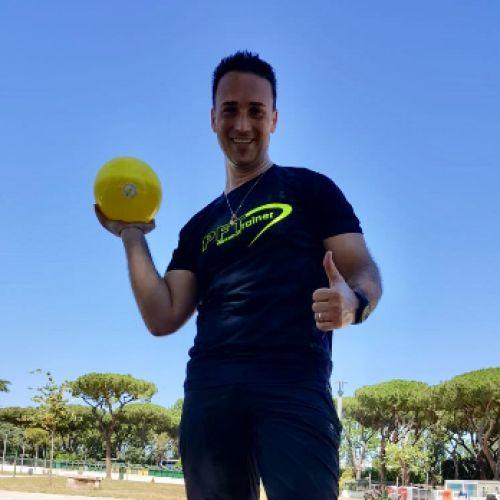 DANIELE GALANTUCCI personal trainer certificato ISSA Europe