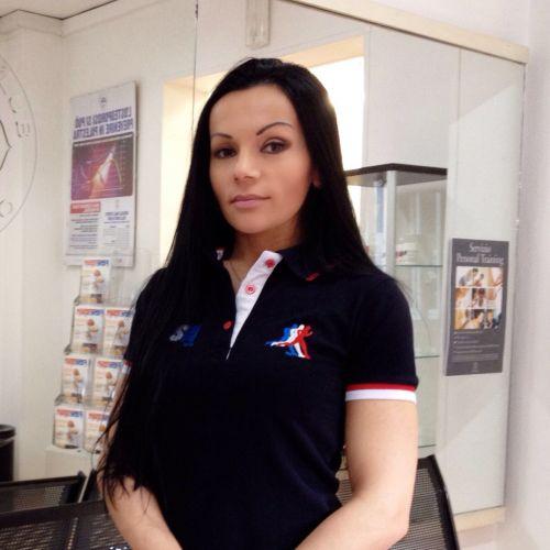 RUDINA MARRA personal trainer certificato ISSA Europe