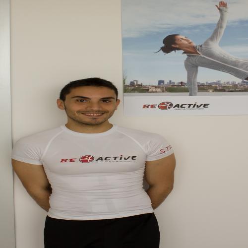 ANDREA MALORGIO personal trainer certificato ISSA Europe