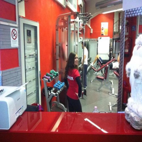 MARGHERITA LUGARA' personal trainer certificato ISSA Europe