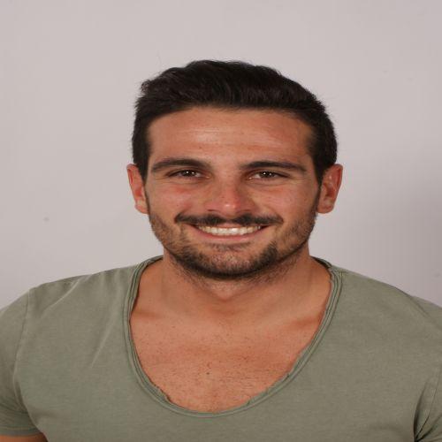 RICCARDO SONZOGNI personal trainer certificato ISSA Europe