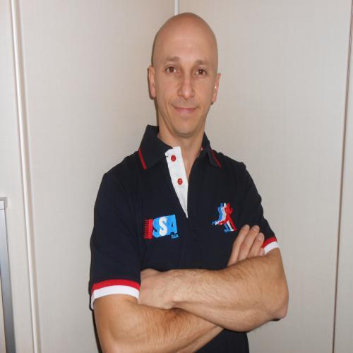 LUCA INTROINI personal trainer certificato ISSA Europe