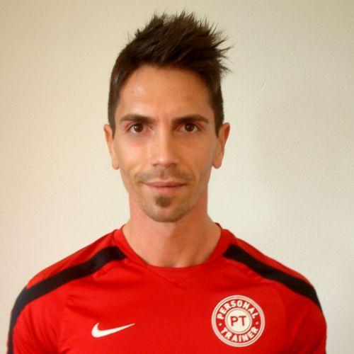 PAOLO MAFFIOLI personal trainer certificato ISSA Europe