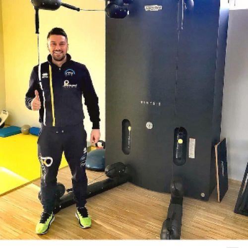 PAOLO LODI personal trainer certificato ISSA Europe