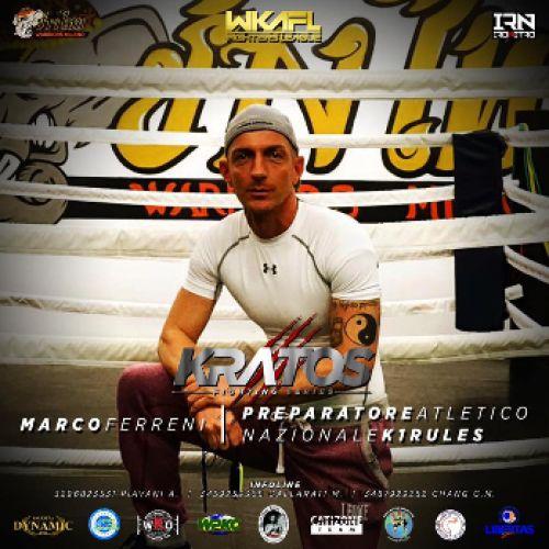 MARCO FERRENI personal trainer certificato ISSA Europe