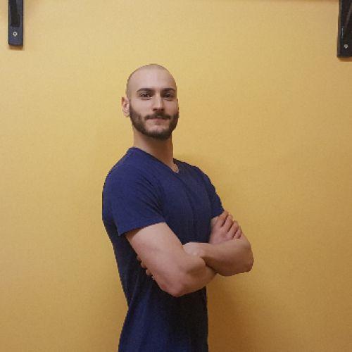 FEDERICO MAGGIORE personal trainer certificato ISSA Europe