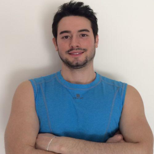 ALESSANDRO VILLA personal trainer certificato ISSA Europe