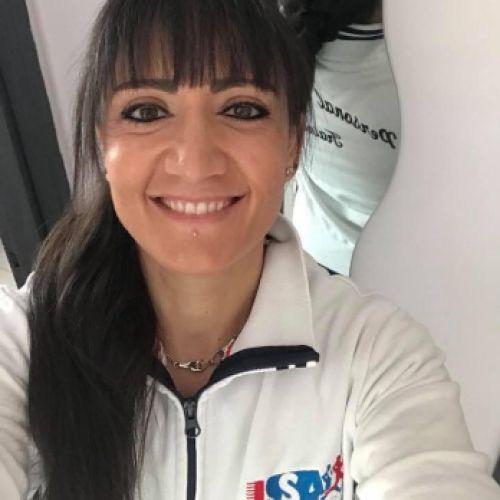 CHIARA TOSTO personal trainer certificato ISSA Europe