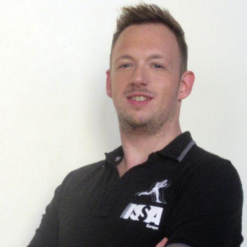 MARCO IENTILE personal trainer certificato ISSA Europe