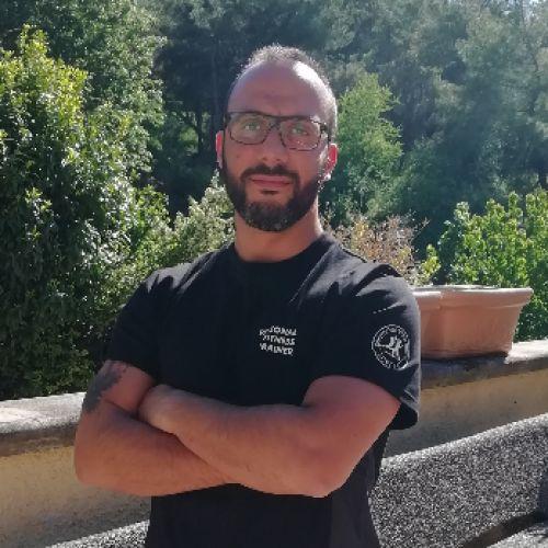 VITO TROIANO personal trainer certificato ISSA Europe