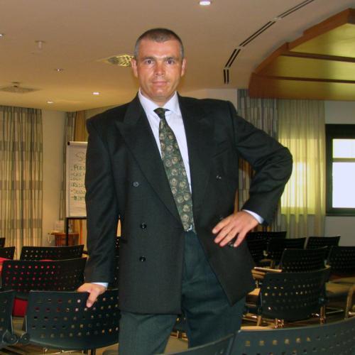 ALESSANDRO CENCIG personal trainer certificato ISSA Europe