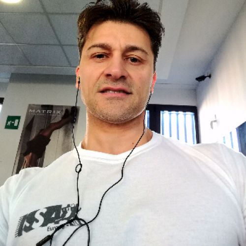 DAVIDE CARTA personal trainer certificato ISSA Europe