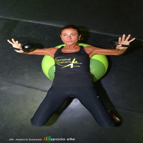 EMANUELA AMURRI personal trainer certificato ISSA Europe